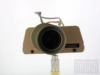 """Videokamera GBC 2/3"""" Nevicon-putkella S4102"""