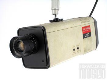 """JCV  TK-1000EG 2/3"""" vidikonkamera"""