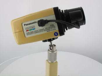 Panasonic Wv-cd 110 E  värikamera