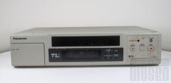 Aikaviivenauhuri S-VHS Panasonic AG-TL700E